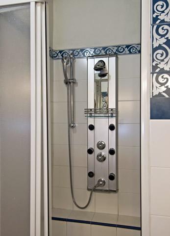 particolare doccia
