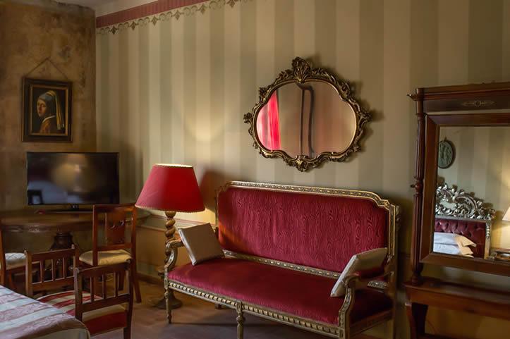 Divanetto Suite