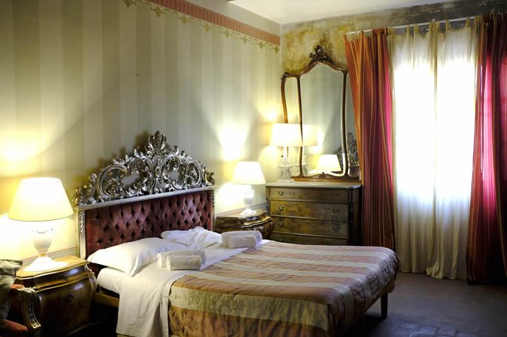 Letto suite Al Tuscany B&B