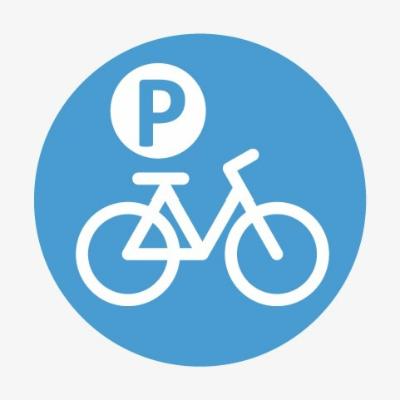 Parcheggio bici Lucca