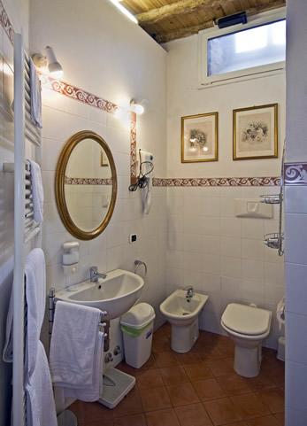 bagno Junior Suite
