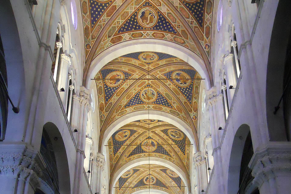 Volte interne del Duomo