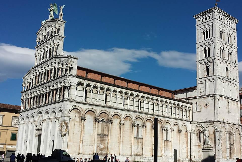Lucca SanMichele